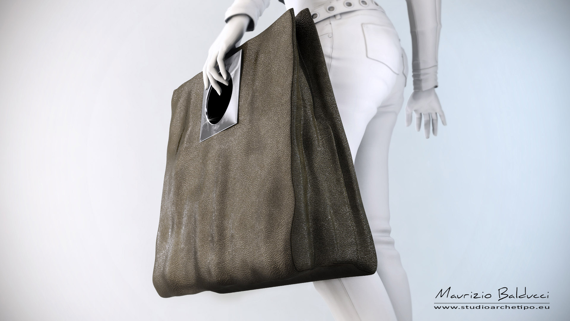 Maurizio Balducci Artista Contemporaneo Moda Design